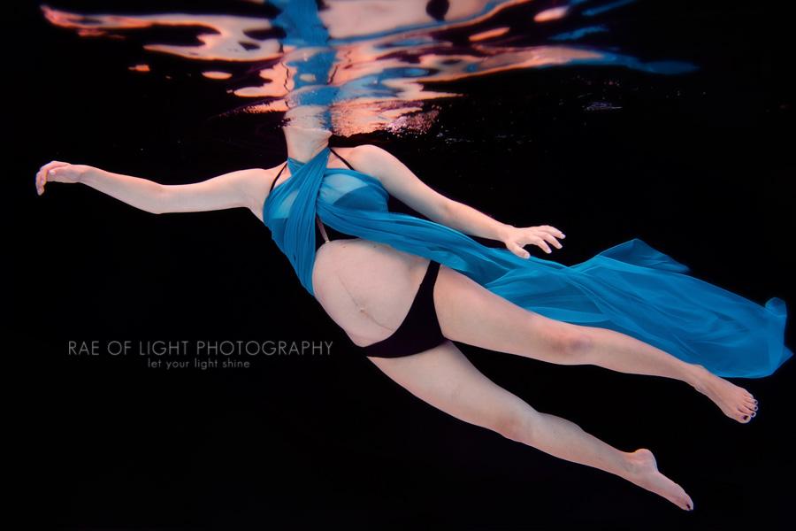 Austin underwater maternity #3ROLP